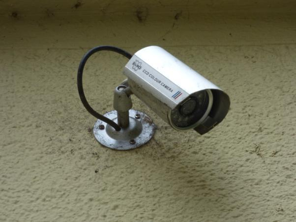 constant surveillance can deter crime Parking lot security things you can do that can improve security, deter crime the effectiveness of cctv surveillance at the parking areas can also be.