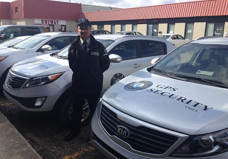 Calgary security guard services