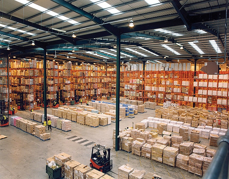 Security Systems in Warehouses