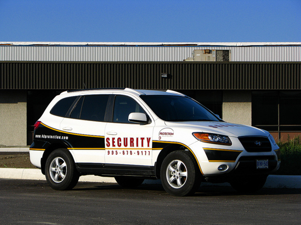 Mobile Patrol Security at Construction Sites