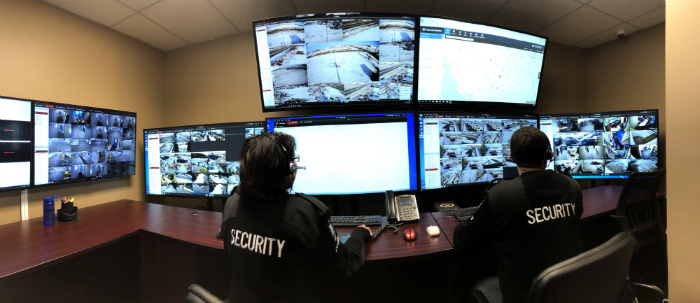 Electronic Surveillance in Your Building